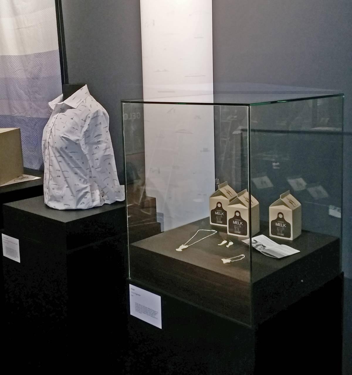 deel expositie Rozet
